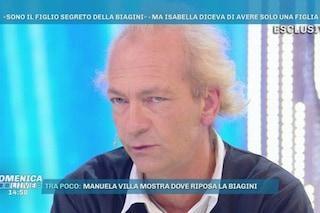 """Il figlio di Isabella Biagini: """"Mia madre non morì di cancro, il corpo potrebbe essere riesumato"""""""