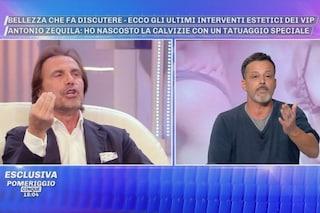 """Corteggiò Tina Cipollari, Kikò Nalli insulta Antonio Zequila: """"Chiacchieri, sei un cogl***!"""""""