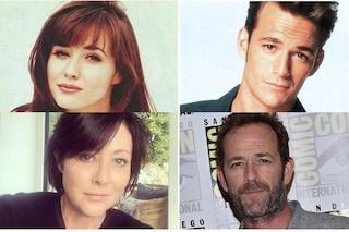 Brenda e Dylan assenti dal ritorno di Beverly Hills 90210, eppure le loro parole dicevano altro