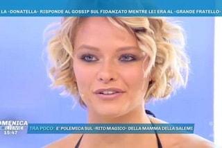 """Giulia Provvedi: """"Pierluigi Gollini in discoteca con un'altra? Falso, era a una festa con mia madre"""""""