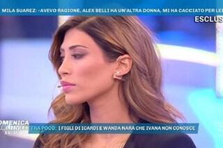 """Mila Suarez: """"Alex Belli mi ha cacciata di casa per stare con Delia Duran. Lui ama solo se stesso"""""""