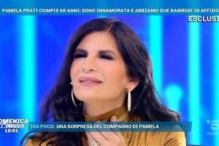 """Pamela Prati in lacrime: """"Sposerò Marco, abbiamo due bambini in affido che tutelerò dal gossip"""""""