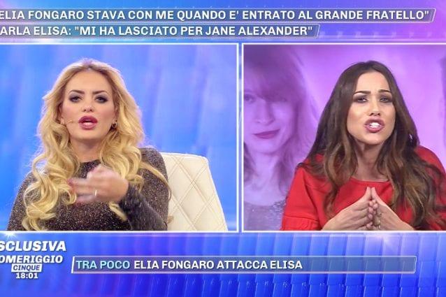 Elena Morali, Teresanna e Francesco Monte: Barbara D'Urso chiarisce