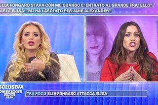 """Elena Morali contro Teresanna Pugliese: """"Se non parli di Francesco Monte non lavori"""""""