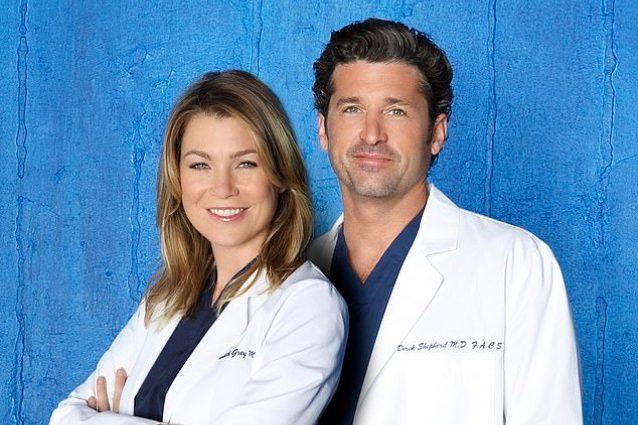 Patrick Dempsey e Ellen Pompeo di Grey's Anatomy non si parlano più