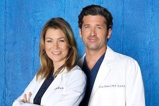 """Grey's Anatomy, Ellen Pompeo su Patrick Dempsey: """"Non ci parliamo da 3 anni"""""""