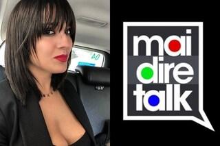 """Francesca Manzini, la Asia Argento di Mai Dire Talk: """"Ho sofferto di anoressia, oggi mordo la vita"""""""