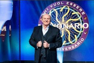"""""""Chi vuol essere milionario?"""" prolungato dopo il successo, Canale 5 chiede 4 nuove puntate"""