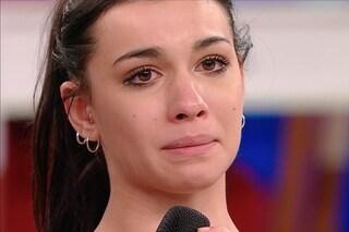 """Ad 'Amici 18' Giusy Romaldi eliminata, Maria De Filippi frena Alessandra Celentano: """"Adesso basta"""""""