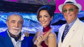 """""""Guarda... stupisci"""", Arbore, Frassica e Delogu raccontano Napoli e la Tv del passato"""