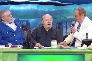 """Renzo Arbore e Nino Frassica conquistano gli ascolti tv, """"Guarda...Stupisci"""" parte benissimo"""
