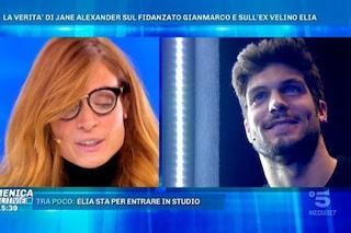 "Jane Alexander: ""Elia e io ci stiamo vedendo. Chiedo scusa a Gianmarco Amicarelli"""