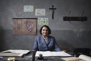 """Dora Romano, la maestra Oliviero de L'Amica Geniale: """"Ho vissuto la stessa vita di Elena e Lila"""""""