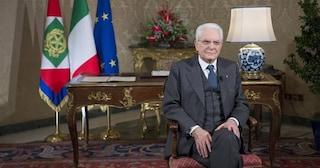 Il messaggio di fine anno del presidente Mattarella, dalle 20.30 il discorso a reti unificate
