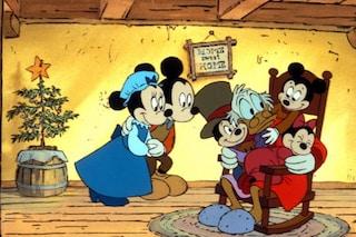 Cartoni Disney in tv: programmazione Rai e Sky di Natale 2018, Capodanno ed Epifania 2019