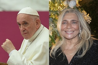 """Mara Venier: """"Alla mia Domenica In manca solo Papa Francesco"""""""