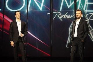 """Roberto Bolle e Cesare Cremonini insieme, """"Danza con me"""" torna il 1° gennaio 2019"""