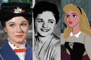 Tina Centi, voce melodiosa di Mary Poppins e di Aurora de 'La bella addormentata nel bosco'
