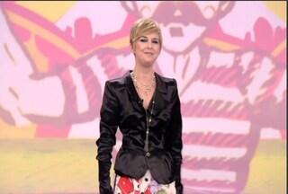 """Nadia Toffa a Le Iene un anno dopo il malore: """"Grazie a voi sono qui e sorrido"""""""