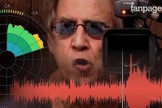Il volume dello spot di Adrian è più alto di 10 decibel rispetto agli altri spot, ecco la prova
