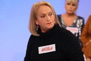 Anticipazioni Uomini e Donne Over, Tina Cipollari e Gianni Sperti fanno piangere Angela