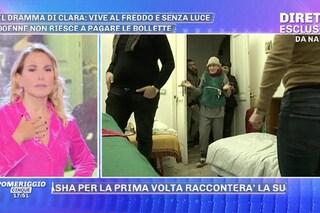 Chi è Nonna Clara, la 90enne di Napoli che Barbara D'Urso voleva aiutare