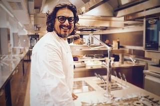 """I menù di Alessandro Borghese: """"Per Claudio Baglioni? La fregola con il gambero viola di Sanremo"""""""