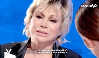 """Carmen Russo distrutta per la morte di sua madre: """"Mi devo ancora riprendere"""""""