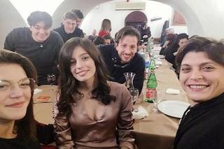 """Il cast de L'Amica Geniale riunito per le feste natalizie: """"Aspettando la seconda stagione"""""""