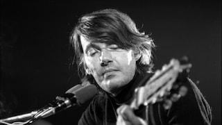 """""""De André, Parole e Musica di un Poeta"""", lo speciale di Vincenzo Mollica a 20 anni dalla morte"""