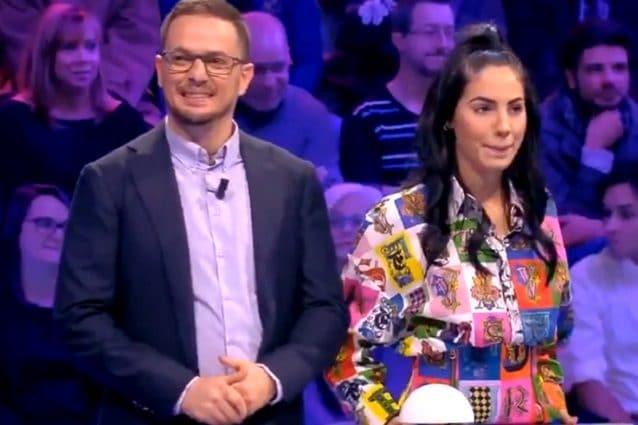 Giulia De Lellis, gaffe a Guess my age: scambia Lilli Gruber per un'attrice