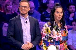 """Nuova gaffe di Giulia De Lellis, non riconosce Lilli Gruber: """"È un'attrice, vero?"""""""