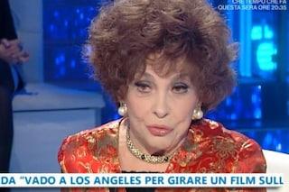 """Gina Lollobrigida e """"figli di"""", la Domenica In di Mara Venier che ammicca a Domenica Live"""