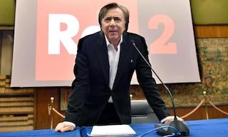 """Carlo Freccero: """"Ho chiesto a Luca e Paolo di fare la parodia di Toninelli a Quelli che il calcio"""""""