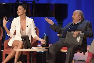 """Belen Rodriguez lascia Mediaset? Maurizio Costanzo assicura: """"Si ritaglierà nuovi spazi"""""""