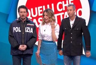 Nessun bavaglio per Luca e Paolo, satira sul M5s e ironia su Matteo Salvini a Quelli che il calcio