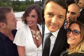 """Malena e il passato politico: """"Alla fine ho preferito Rocco a Matteo"""""""