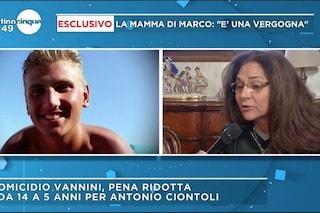 """Omicidio Marco Vannini, la lotta di Marina Conte in tv: """"C'è una guerra in atto e non mi fermerò"""""""