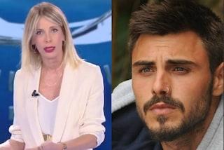 """Alessia Marcuzzi: """"Cannagate? Striscia ha fatto bene, non volevo mettere alla gogna Francesco Monte"""""""