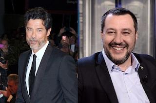 """Alessandro Gassmann contro Matteo Salvini: """"Non l'ho votato, non lo condivido"""""""