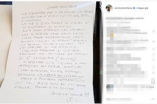 """Lettera di minacce anonima a Enrico Mentana e La7: """"Presto vi puniremo"""""""