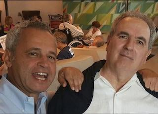 """Enrico Mentana e l'amicizia con Lamberto Sposini: """"Un pezzo della mia vita, non ne parlo volentieri"""""""