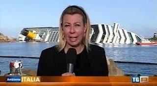 Morta Paola Nappi, giornalista Tg3 che aveva avuto un ictus durante i fatti della Costa Concordia