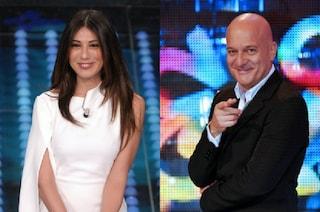 """Svolta a Sanremo 2019: """"Virginia Raffaele e Claudio Bisio conduttori con Claudio Baglioni"""""""