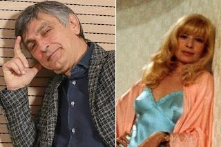 """Vincenzo Salemme: """"Ero innamorato di Monica Vitti, spesi tutta la paga per regalarle dei fiori"""""""