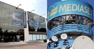 I canali Mediaset tornano su Sky dopo tre anni e mezzo, pace definitiva tra le compagnie