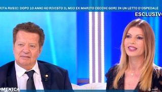 """Vittorio Cecchi Gori: """"Sono stato male per infelicità, non vale la pena stare soli"""""""