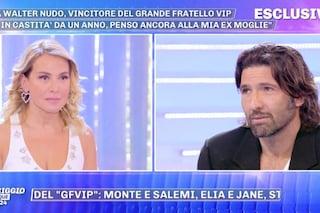 """Walter Nudo risponde a Francesca Cipriani: """"Perdonami, ma devo chiarire con Céline Mambour"""""""