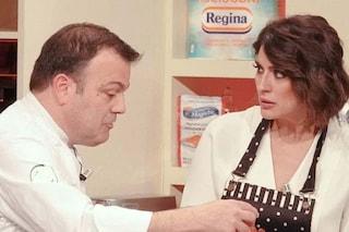 Incidente in diretta a La prova del cuoco, Elisa Isoardi si taglia e chiede un medico
