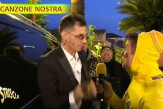 """Striscia la notizia: """"Achille Lauro a Sanremo 2019 grazie alla sua agenzia"""", la replica del cantante"""